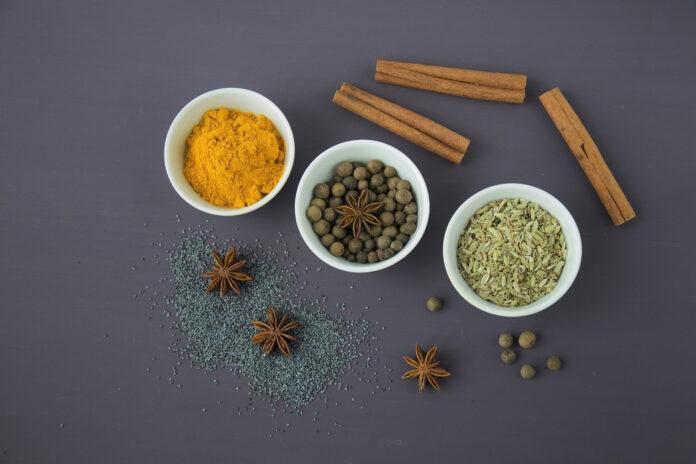 India's spice garden