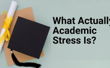 What Actually Academic Stress Is