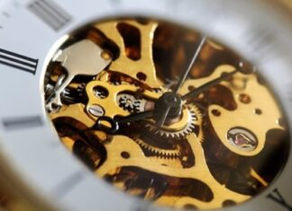 quartz pocket watch guide
