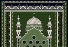 Luxury Prayer Mat