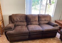 Leather Cleaning in San Diego