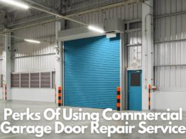 Perks Of Using Commercial Garage Door Repair Service