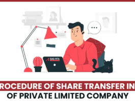 Procedure of Share Transfer in Case of Private Limited Company