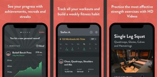 Best Workout Log Apps
