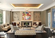 interior decorating services in Hampstead