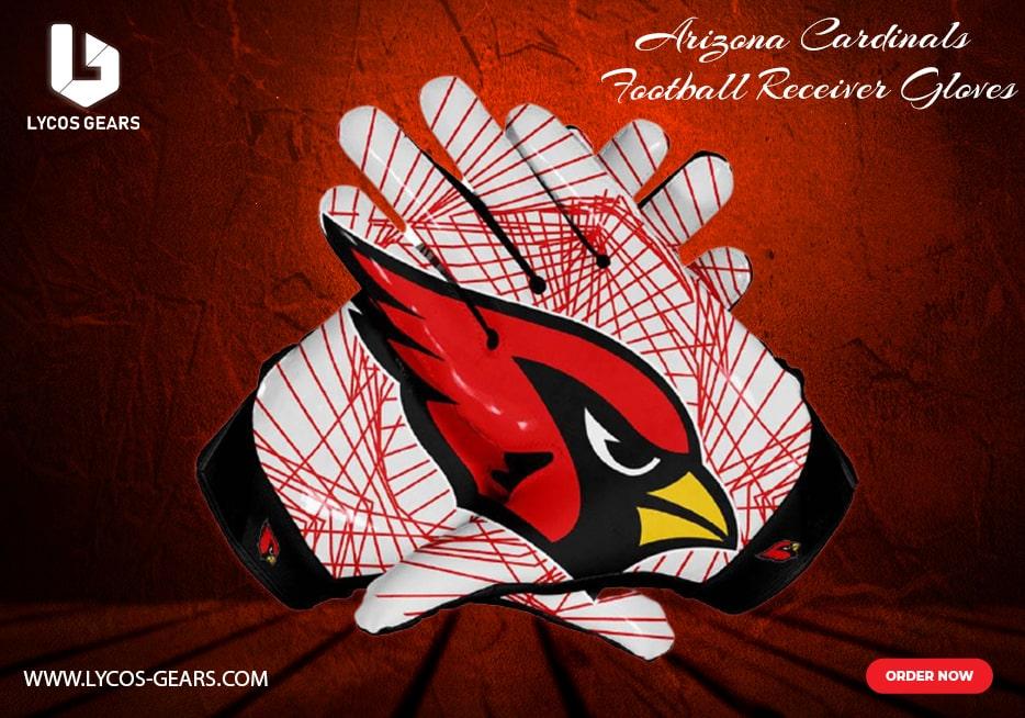 Cardinals Football Gloves