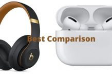 beats studio vs airpods pro