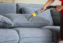 to Safely Clean Upholstery