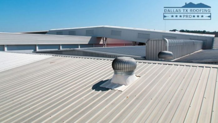 Commercial Roofing in Dallas: Types of Roofs and Services We Provide