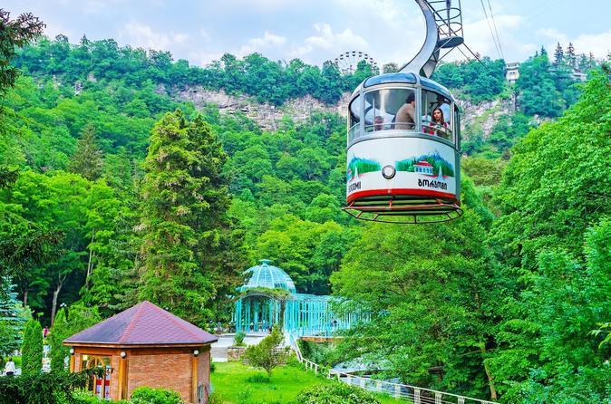 visit in Georgia
