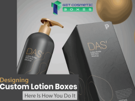 Designing Lotion Custom Boxes: Here Is How You Do It