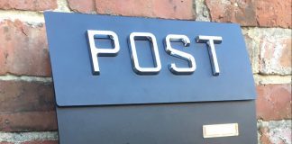 Post box numbers