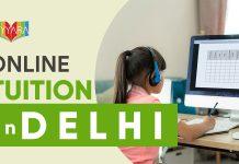 Online Tuition In Delhi
