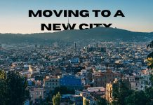 Check before Moving to a New City