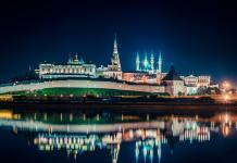 crowd-pleasing dating spots in Kazan